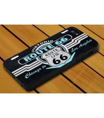 hitoric route 66 retro us iphone 4 5c 5s se 6 6+ 7 7+ samsung htc lg ipod case