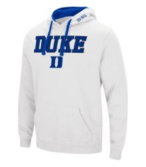 colosseum duke blue devils men's arch logo hoodie
