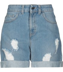 my twin twinset denim shorts