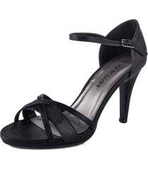 zapato fiesta negro via rosmini