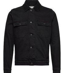 verona jacket 10999 jeansjack denimjack zwart samsøe samsøe