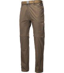 pantalon enduring mix-2 q-dry café lippi
