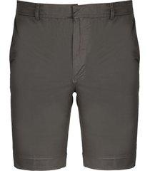 maison kitsuné chino shorts