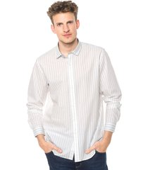 camisa natural bensimon bronx