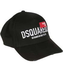 dsquared2 other cargo baseball cap