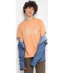 camiseta drezzup estonada estampada masculina