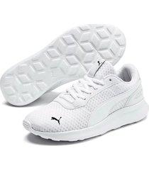 tenis - lifestyle - puma - blanco - ref : 37112803