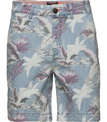 nue wave wash short shorts casual multi/mönstrad superdry