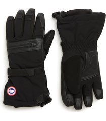 men's canada goose northern utility gloves, size x-large - black