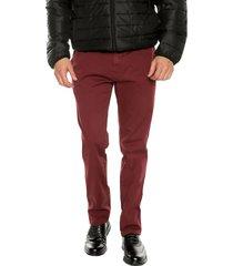 pantalon uva 1138 preppy chino 98% algodón 2% elastano bota 19