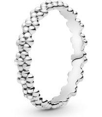 anel margaridas - flor da pureza