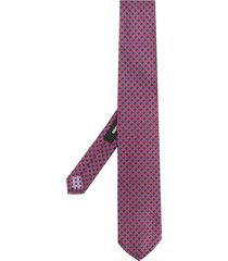 dsquared2 patterned pointed tie