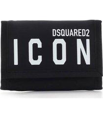 icon black wallet