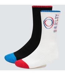 medias oakley match ellipse socks