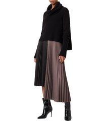 women's allsaints jessie two-piece sweater & dress