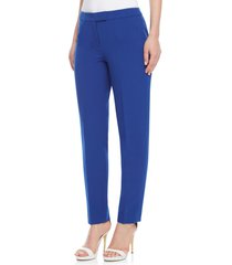 anne klein bowie stretch pants, size 12 in magritte blue at nordstrom