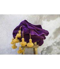 narzuta royal velvet lavender intense
