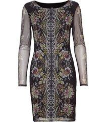 vest eyre jurk knielengte multi/patroon desigual