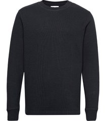 chidi t-shirt ls 11597 t-shirts long-sleeved blauw samsøe samsøe