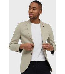 premium by jack & jones jprvincent blazer noos kavajer & kostymer ljus brun