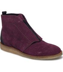 ankle boot shoes boots ankle boots ankle boots flat heel lila ilse jacobsen
