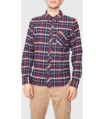 camisa mormaii multicolor - calce regular