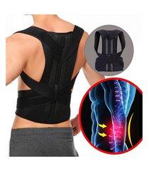 corretor postural colete reforçado alivia dor e corrige postura
