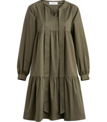 sukienka kiwi khaki