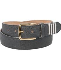 thom browne 4 bar belt
