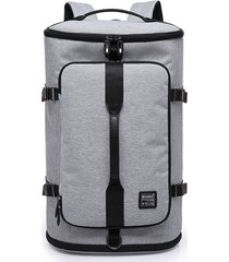oxford large capacity travel backpack laptop multifunzionale borsa per uomo