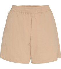 srcrystal shorts shorts flowy shorts/casual shorts beige soft rebels