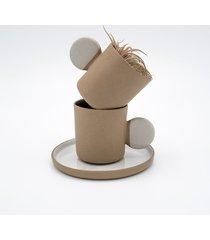 filiżanka do espresso z podstawkiem/ coffee