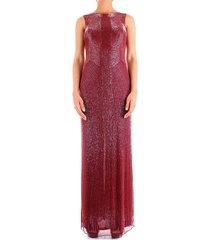 fabiana ferri 30128 dress women bordeaux
