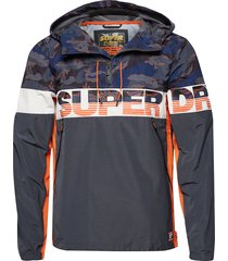 ryley overhead outerwear jackets anoraks multi/patroon superdry