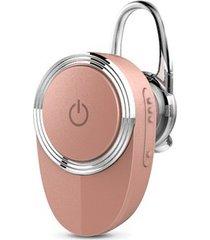 audífonos bluetooth, lu-03mb nuevo deportivos inalámbrico estereo hd de 4,1 audifonos bluetooth manos libres construir-en mic con ear-gancho para sony iphone samsung (oro rosa)