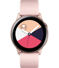 samsung galaxy active rose gold watch, 40mm