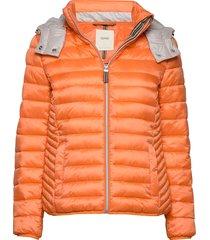 jackets outdoor woven gevoerd jack oranje esprit casual
