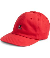 disney x love your melon unisex minnie mouse embroidered baseball cap at nordstrom