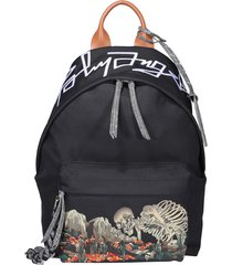 palm angels desert skull backpack