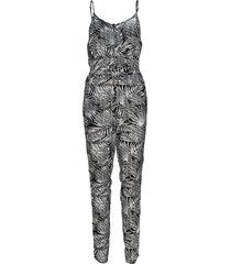 tropic jumpsuit jumpsuit grå superdry