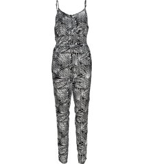 tropic jumpsuit jumpsuit grå superdry