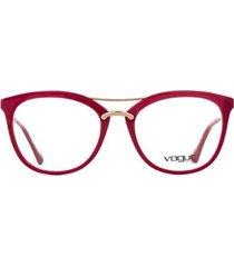armação óculos de grau vogue drops vo5156l 2294-53
