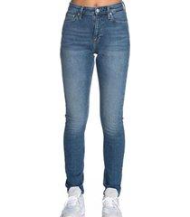 jeans slim limited indigo calvin klein
