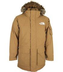 parka jas the north face mc murdo jacket