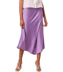 french connection draped asymmetrical skirt