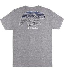 columbia men's brodie short sleeve t-shirt