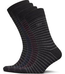 cr7 4-pack socks giftbox underwear socks regular socks multi/mönstrad cr7