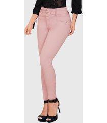 jeans colombiano control abdomen rosado bartolomeo