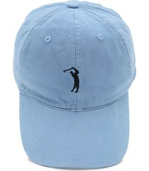 boné aleatory logo azul - kanui
