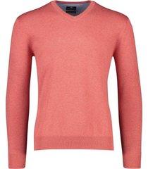 baileys pullover v-hals roze